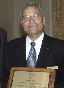 Dr. Wallas Khella Award Recipient
